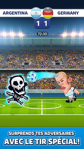 Head Soccer - Ultimate World Edition pour mac