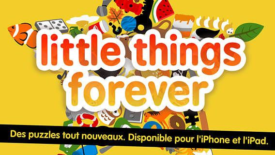 Little Things® Forever pour mac