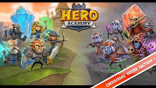 Hero Academy pour mac