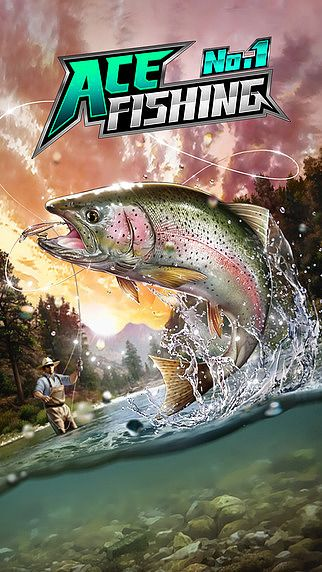 Ace Fishing - Peche en HD pour mac