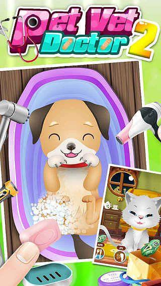 Pet gras médecin - jeux pour enfants pour mac