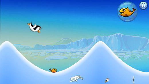 Racing Penguin Gratuit : le jeu de pingouin volant - par Top Jeu pour mac