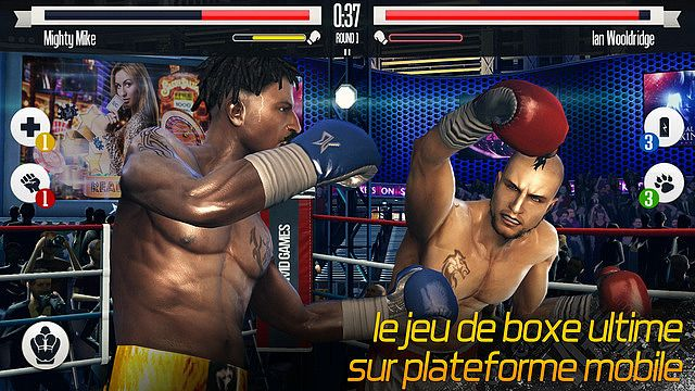 Real Boxing pour mac