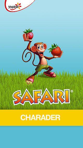 Safari charader pour mac