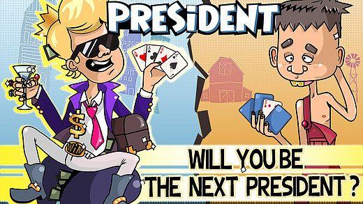 Président - Le jeu de cartes pour mac