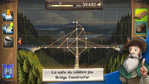 Bridge Constructor Médiéval pour mac