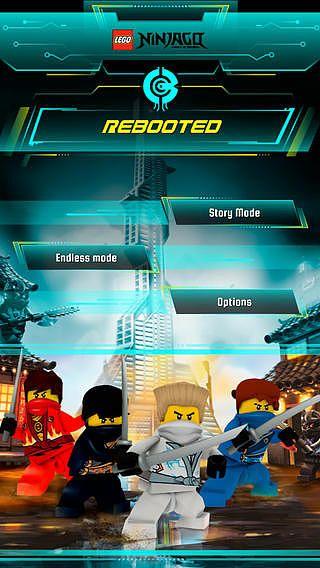 LEGO® Ninjago REBOOTED pour mac