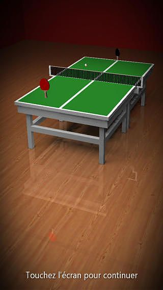 Table Tennis Fever Lite pour mac