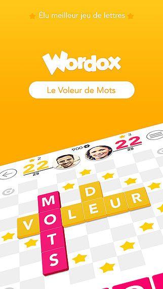 Wordox Le Voleur de Mots pour mac