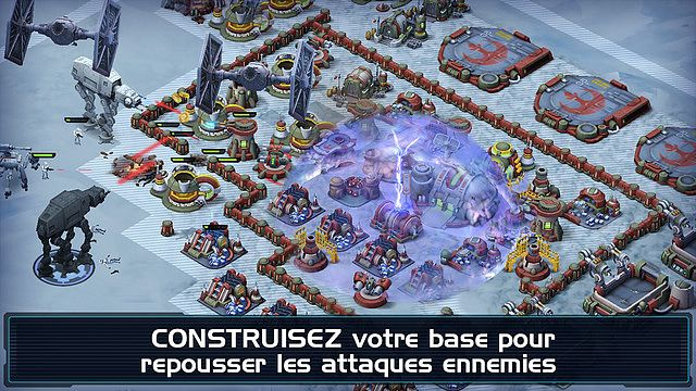 Star Wars: Commander - Worlds in Conflict pour mac