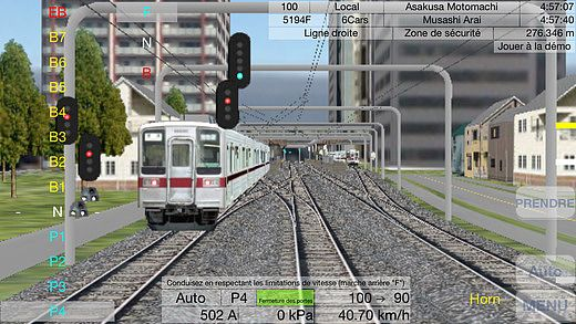 Train Drive ATS Light pour mac