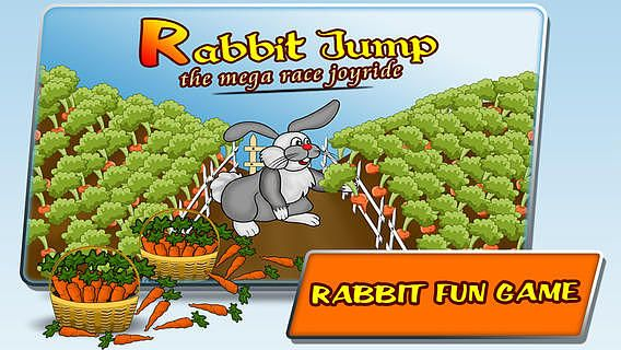 Rabbit Jump , the mega race joyride - Gold edition pour mac