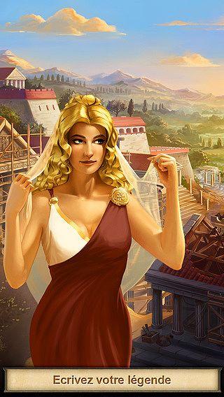 Grepolis - Jeu de stratégie de l'Antiquité pour mac