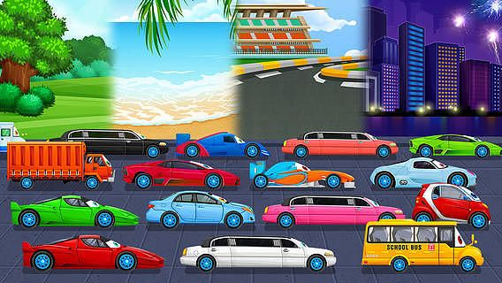 Car Salon - Kids Games pour mac