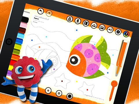 Sabbiarelli HD - dessins à colorier pour mac
