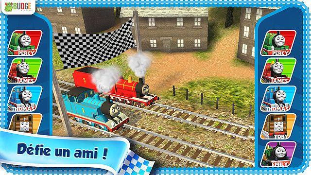 Thomas et ses amis: Allez allez Thomas! - Défi de vitesse pour mac
