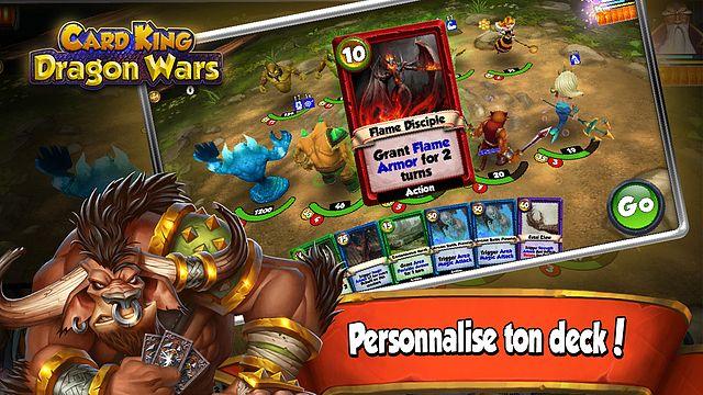 Card King: Dragon Wars pour mac