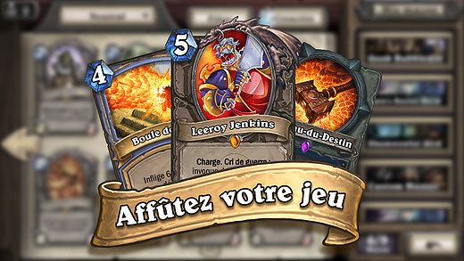 Hearthstone: Heroes of Warcraft pour mac