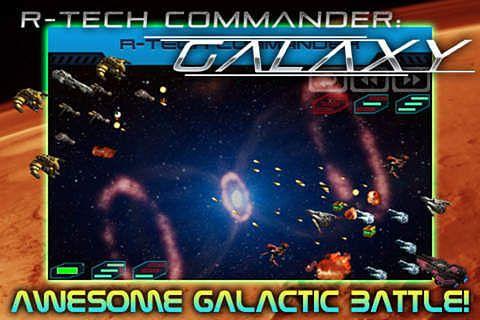R-Tech Commander: Galaxy XD pour mac