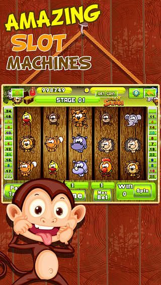 Safari Jungle Adventure fente pour mac