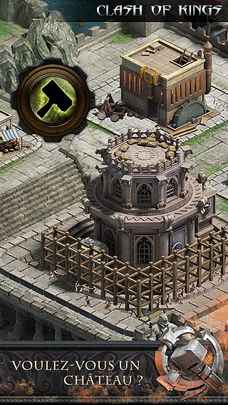 Clash of Kings - CoK pour mac