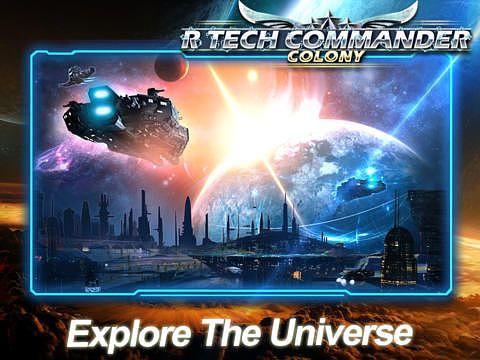 R-Tech Commander Colony HD pour mac