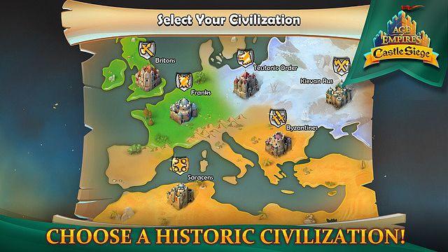 Age of Empires: Castle Siege pour mac