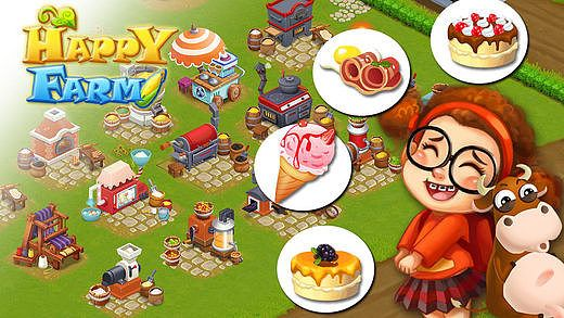 Happy Farm:Candy Day pour mac