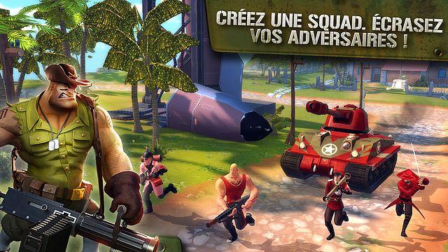 Blitz Brigade - FPS multijoueur en ligne ! pour mac