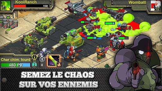 Battle Nations pour mac