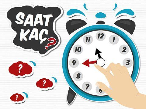 Saat Kaç? pour mac