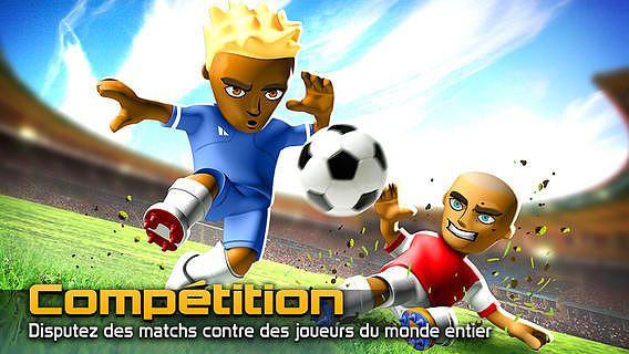 Big Win Soccer (football) pour mac