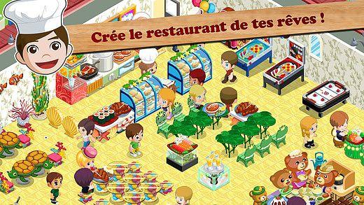 Restaurant Story pour mac