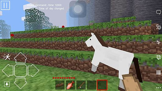 Worldcraft Pocket Edition pour mac