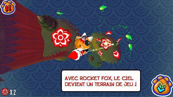 Rocket Fox pour mac