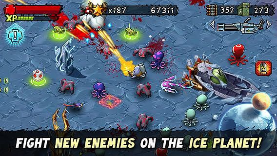 Monster Shooter - Dual-Stick Mayhem Perfected! pour mac