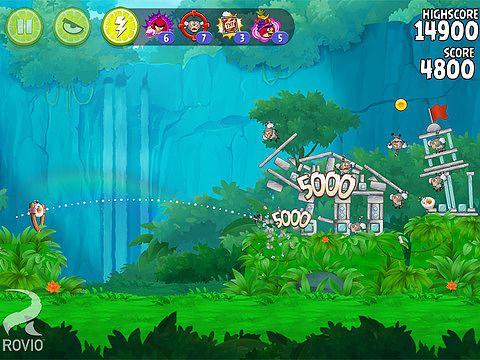 Angry Birds Rio HD pour mac
