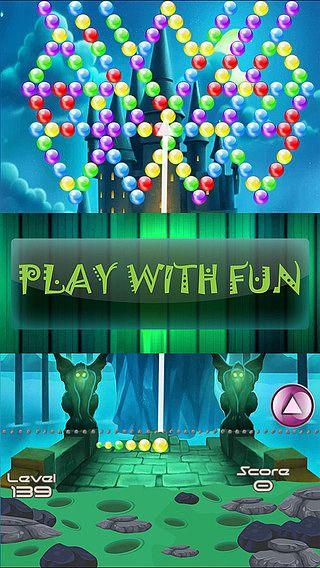 Bubble Shooter -  Extreme addictives jeux de puzzle enfants et a pour mac