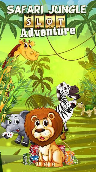 Safari Jungle Adventure slot Pro pour mac