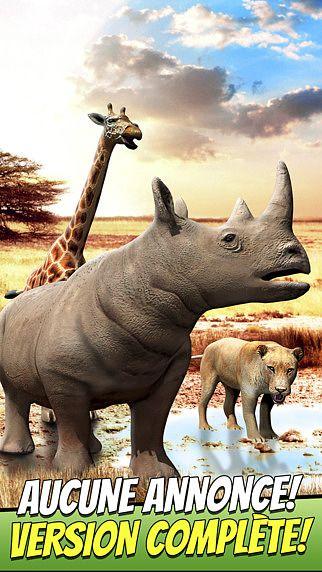 Animaux Jam - Jeu de Safari Course d Animal pour Enfants pour mac