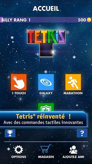 TETRIS® FREE pour mac