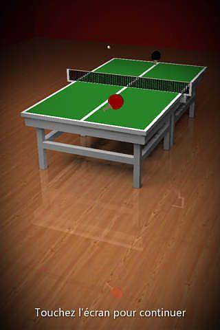 Table Tennis Fever pour mac